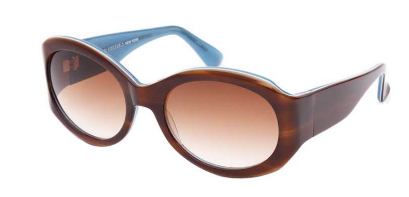NY187::Morgenthal Frederics Acetate Classic Collection.<br />Handcrafted in France, inspired by <b>Jacqueline Kennedy Onassis.</b>
